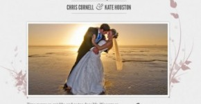 Wedding Wordpress Theme with RSVP