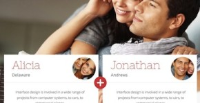 Responsive Wedding Wordpress Theme - Geek Love