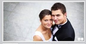 Responsive Wedding Wordpress Theme - Getting Married