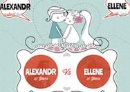 Responsive Wedding Template - Nunta