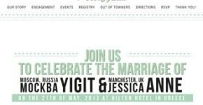 Wedding Wordpress Theme - MJ